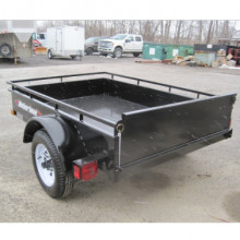 Utility trailer - 4.5 x 8ft