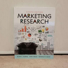 Marketing Research textbook