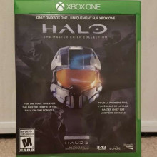 Halo- the master Chief collection- xbox one game