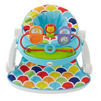 sit me up- fisher price- baby chair-1