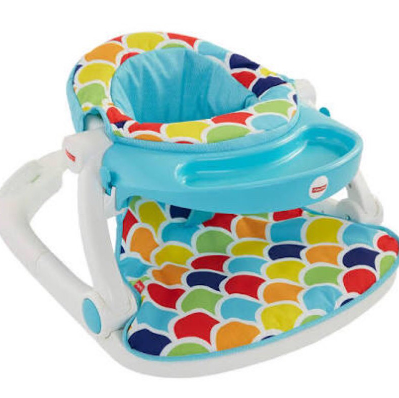 Sit me up- Fisher Price- baby chair