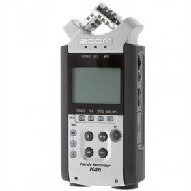 Zoom H4n Pro 4-Channel Handy Audio Recorder