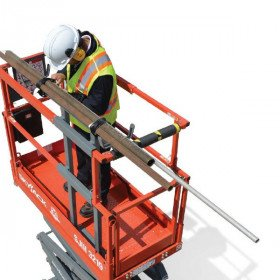 Pipe Cradle for Scissor Lifts