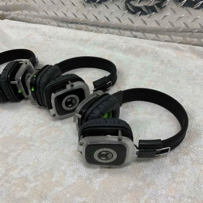 silent disco headphones - package of 150 headphones-2