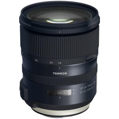 Tamron SP 24-70mm f 2.8 Di VC USD G2 Lens for Canon EF picture 1