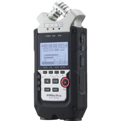 Zoom H4n Pro 4-Channel Handy Recorder picture 1