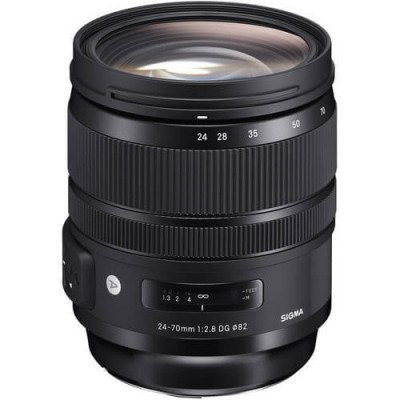 Sigma 24-70mm f 2.8 DG OS HSM Art Lens for Canon EF picture 1