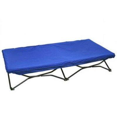 Portable Bed with Linens picture 1