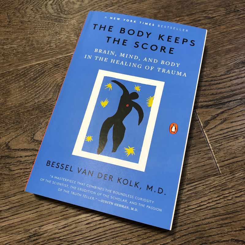 The Body Keeps The Score Rental From $6/Week Located in Calgary | Ruckify