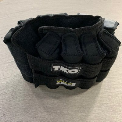 tko ankle weights - 20 lbs single
