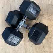 Dumbbells - 40 lbs set