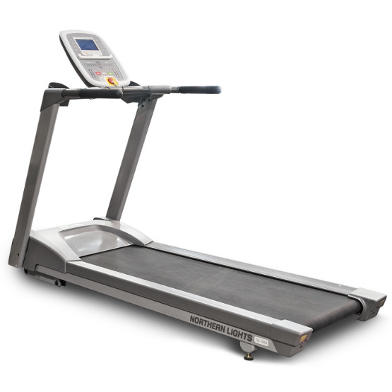 Treadmill and exercise bike combo