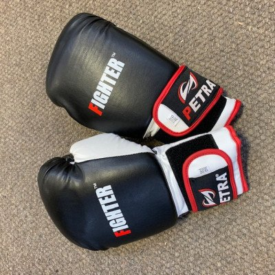 petra fighter boxing gloves