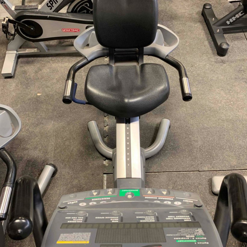 Precor - c846i recumbent bike