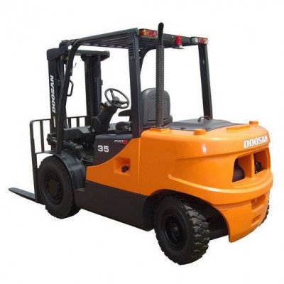 Warehouse Forklift, 8000 lbs., Diesel picture 1