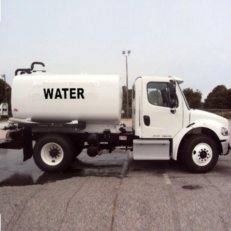Water Truck, 2000-2999 gal. picture 1