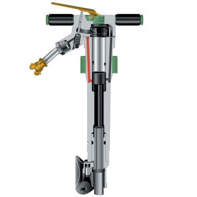 Air Pavement Breaker, 90 lbs. picture 1