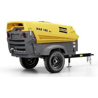 Compressor 185 cfm Tier 4 picture 2