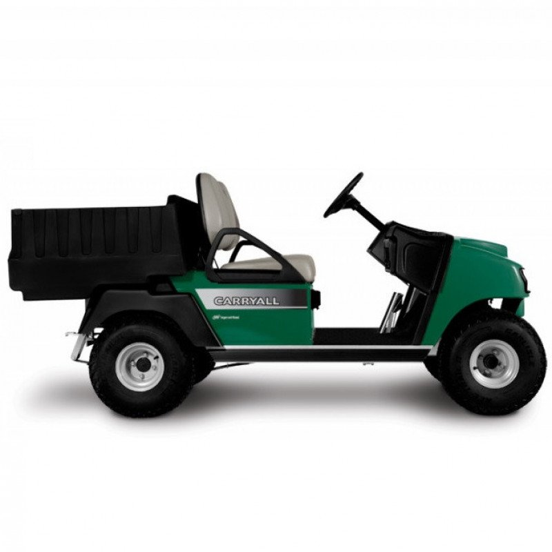 Industrial Electric Cart 4 Wheeled picture 1