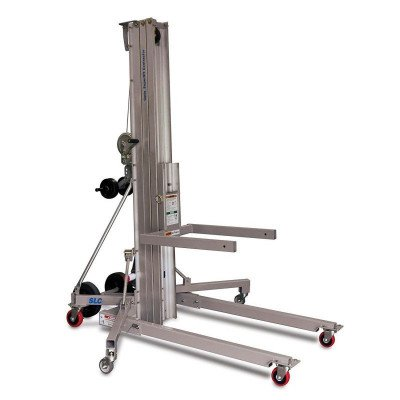 Material Lift, 16-18', 400-650 lbs., Manual picture 1