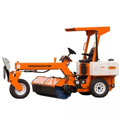 Ride-On Sweeper, 8 ft. picture 1
