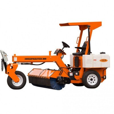 Ride-On Sweeper, 8 ft. picture 3
