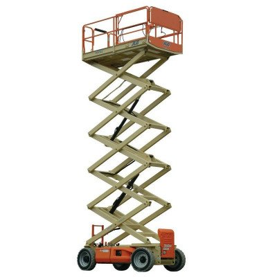 Scissor Lift, 39 ft.-40 ft., Electric Powered picture 1