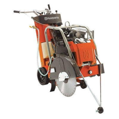 Self-Propelled Concrete Saw, 20 hp picture 1
