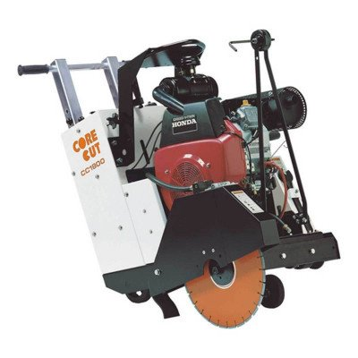 Self-Propelled Concrete Saw, 20 hp picture 2