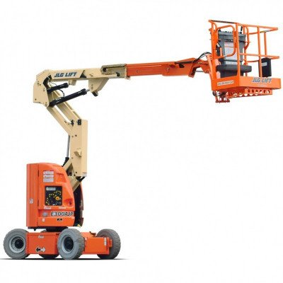 Vertical Mast Boom Lift, 26 ft. picture 1