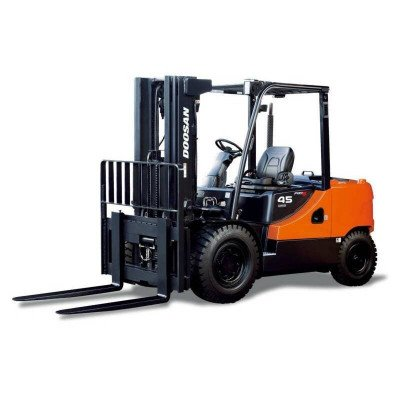 Warehouse Forklift, 10000-12500 lbs., Diesel picture 1