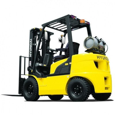 Warehouse Forklift, 5000 lbs., Gas/LP picture 1
