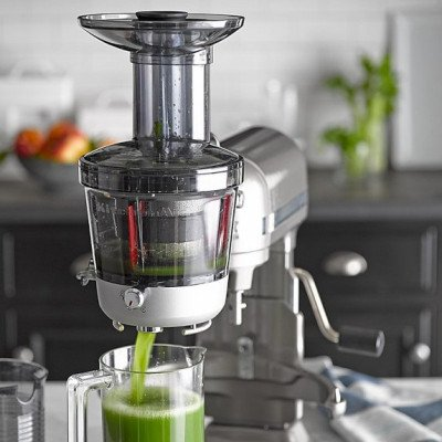 stand mixer - Masticating Juicer Attachment picture 1