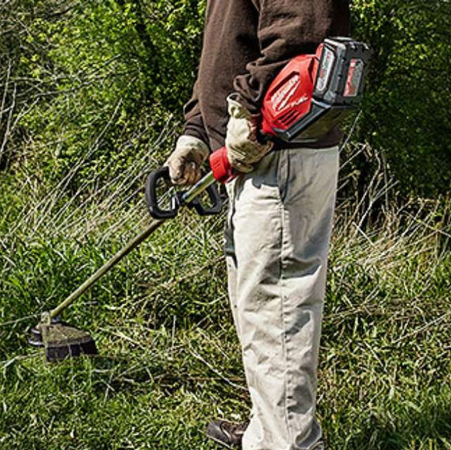Milwaukee Electric string trimmer