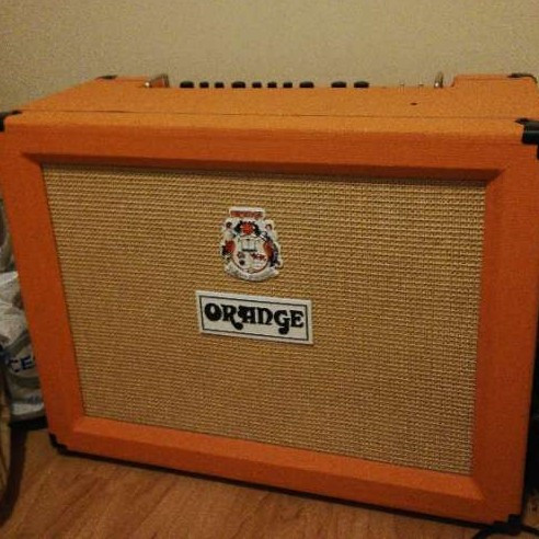 Orange guitar Amp 120 Watt
