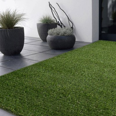Grass Green 6 ft. x 8 ft. Rectangular Outdoor Rug picture 1