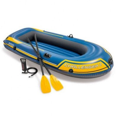 inflatable 2-person boat picture 1