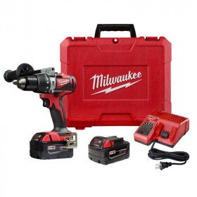 Milwaukee Cordless M181-2 In Compact Hammer Drill-Driver Kit