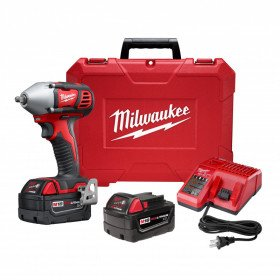 Milwaukee Cordless M181-2 In Compact Drill Driver Kit