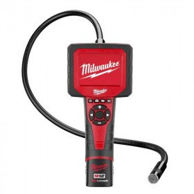 Milwaukee Cordless M12 Volt Multimedia Camera