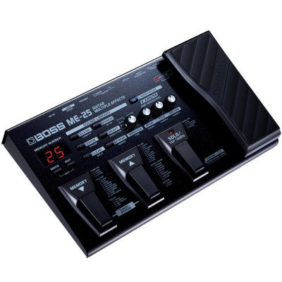 Boss ME 25 Guitar multi effects picture 1