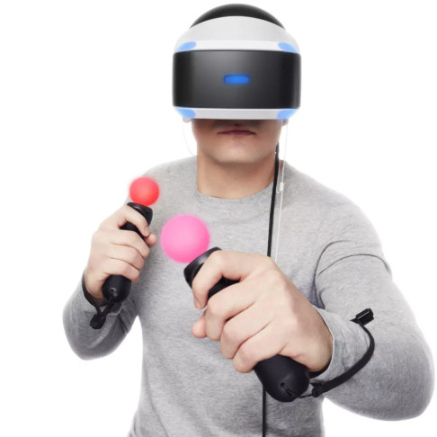 PSVR - Playstation VR Gaming Console