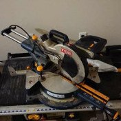 Ryobi - Compound Sliding Mitre saw