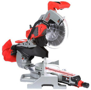 "Milwaukee – 12"" Dual Bevel Sliding Compound Mitre Saw"