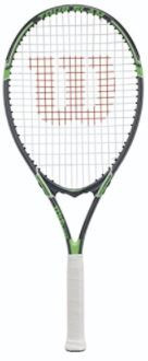 Wilson – Tour Slam Adult Strung Tennis Racket