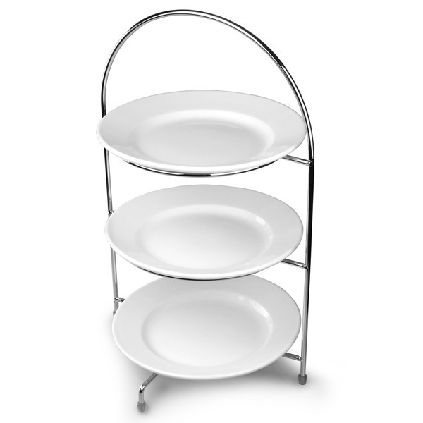 Cake Plate Stand - 3 tier