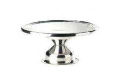 Cake Stand Pedestal- Stainless