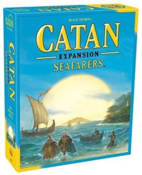 Catan - 5th Edition Seafarers Expansion Set