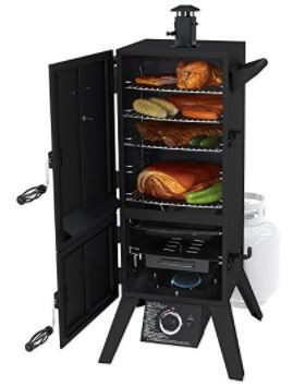 "Dyna-Glo - 36"" Vertical LP Gas Standard Smoker"