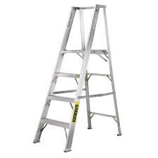 Platform Height Top Step Ladder
